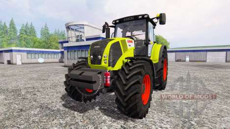 CLAAS Axion 850 [weight] für Farming Simulator 2015