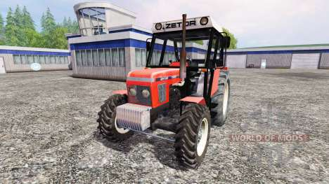 Zetor 7245 für Farming Simulator 2015