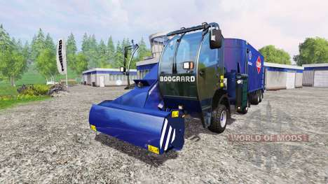 Kuhn SPV 14 XXL v2.0.1 für Farming Simulator 2015
