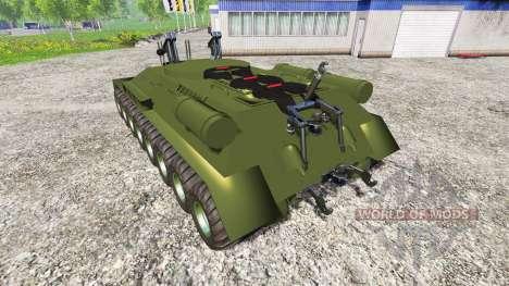 T-34 v0.1 für Farming Simulator 2015