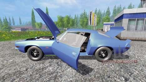 Chevrolet Camaro Z28 1973 für Farming Simulator 2015