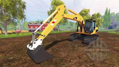 Caterpillar 330CL für Farming Simulator 2015
