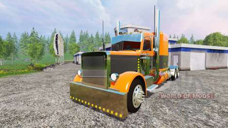 Peterbilt 388 pour Farming Simulator 2015