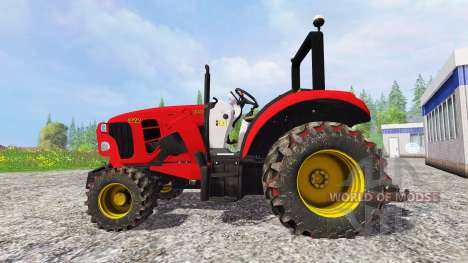 Belarus-322 v0.9 für Farming Simulator 2015