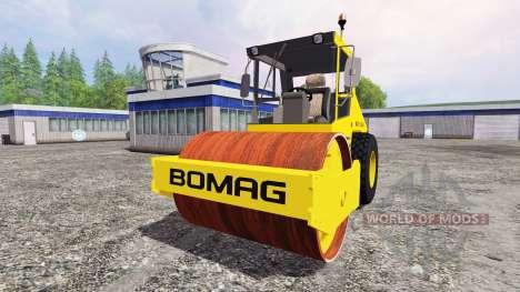 BOMAG BW 214 DH-3 pour Farming Simulator 2015