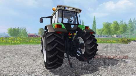 Deutz-Fahr AgroStar 6.61 pour Farming Simulator 2015