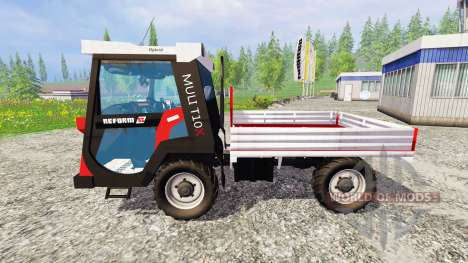 Reform Muli T10 X pour Farming Simulator 2015