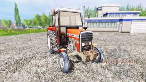 Massey Ferguson 255 v1.0 pour Farming Simulator 2015