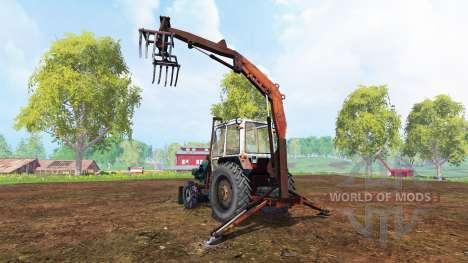 UMZ-6КЛ v2.0 [herumschlagen] für Farming Simulator 2015