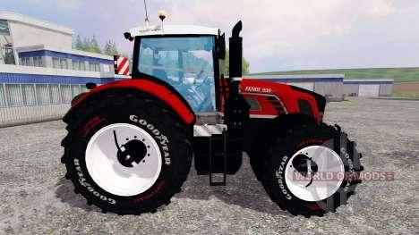 Fendt 939 Vario v0.5 pour Farming Simulator 2015