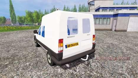 Renault Express D65 pour Farming Simulator 2015