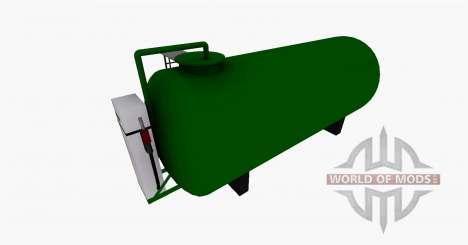 Gas Station für Farming Simulator 2015