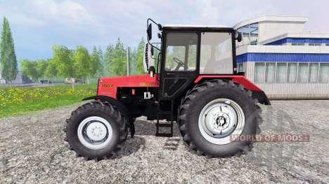 MTZ-1025.2 Belarus für Farming Simulator 2015