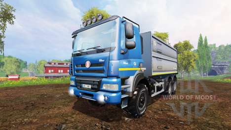 Tatra Phoenix T 158 6x6 Tipper pour Farming Simulator 2015