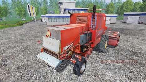 Bizon Z056 [red roof] für Farming Simulator 2015