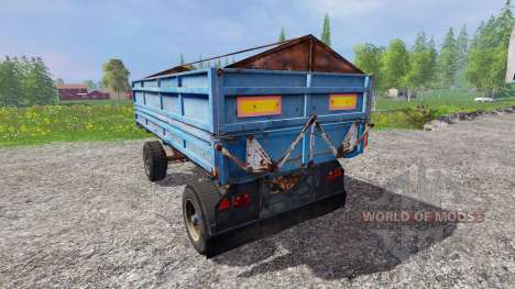 Panav BSS PS2 17.13 pour Farming Simulator 2015
