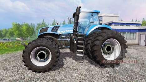 New Holland T8.435 v5.0 für Farming Simulator 2015