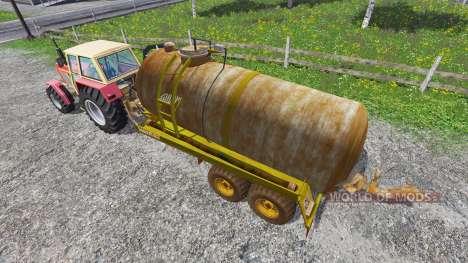 Fortschritt HTS 100.27 für Farming Simulator 2015