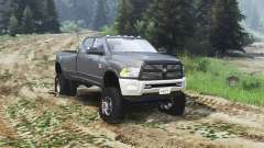 Dodge Ram 5500 dually 2012 [03.03.16] pour Spin Tires