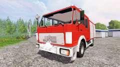 Mercedes-Benz 1222 [feuerwehr]