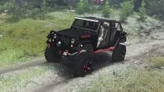 Jeep Wrangler Rubicon [03.03.16] für Spin Tires