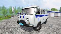 UAZ-3909 Polizei