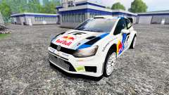 Volkswagen Polo WRC Red Bull