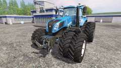 New Holland T8.435 v4.0.3