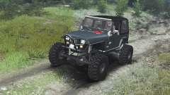 Jeep YJ 1987 [03.03.16] für Spin Tires