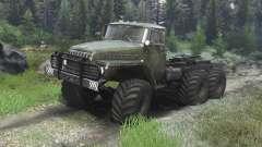 Ural-4320 [03.03.16] pour Spin Tires