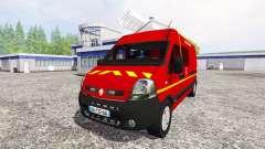 Renault Master [sapeurs-pompiers] v2.0