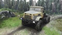 Le KrAZ-6322 v2.0 [03.03.16] pour Spin Tires