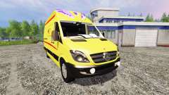 Mercedes-Benz Sprinter Ambulance v2.0