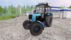 MTZ-82.1 Biélorussie turbo
