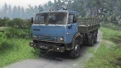 KamAZ-4310 [geändert][03.03.16] für Spin Tires