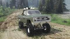 Chevrolet K5 Blazer M1008 [03.03.16] pour Spin Tires