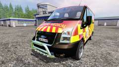 Ford Transit [secours medical]