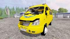 GAS-2705 GAZelle für Farming Simulator 2015
