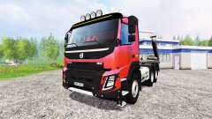 Volvo FMX [container truck] v1.2