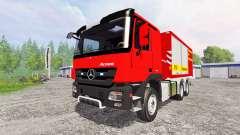 Mercedes-Benz Actros Feuerwehr