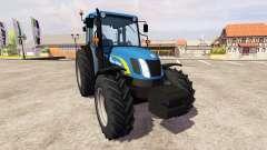 New Holland T4050 FL v2.0 pour Farming Simulator 2013