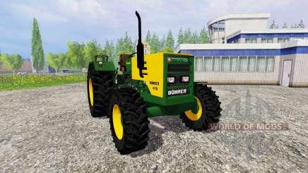 Buhrer 475 pour Farming Simulator 2015