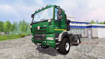 Tatra Phoenix T 158 6x6 pour Farming Simulator 2015
