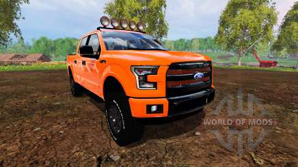 Ford F-150 2015 pour Farming Simulator 2015