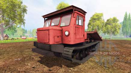 TT-4 [build] pour Farming Simulator 2015