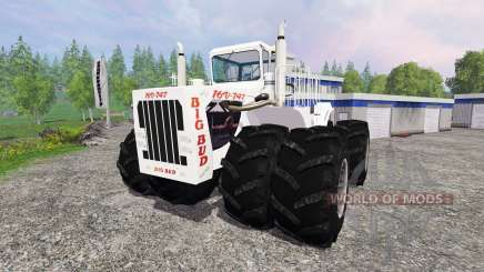 Big Bud-747 [new sound] für Farming Simulator 2015