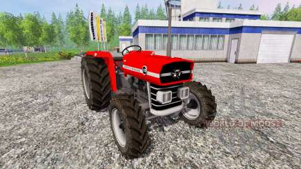 Massey Ferguson 135 [pack] pour Farming Simulator 2015