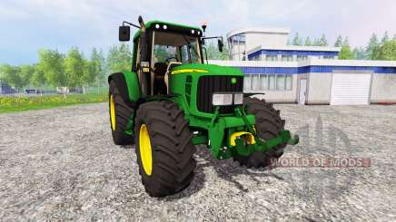 John Deere 6320 Premium für Farming Simulator 2015