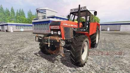 Zetor 16145 Turbo v2.0 pour Farming Simulator 2015