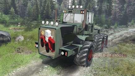 K-710 kirovec 6x6 [03.03.16] für Spin Tires